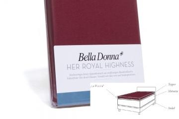 """Bella Donna  """"La Piccola"""" (Topper-Spannbetttuch)"""