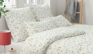Flower - Jersey Bettwäsche