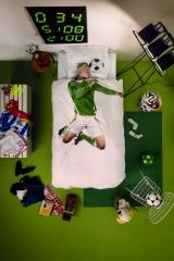 Fußballer  - Bettwäsche