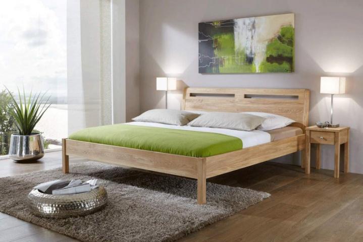 Mensing Massivholz Betten
