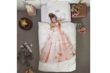 Bettwäsche mit Prinzessin