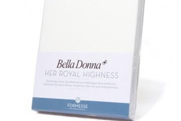 "Bella Donna ""Alto"" (Boxspring - Spannbetttuch)"