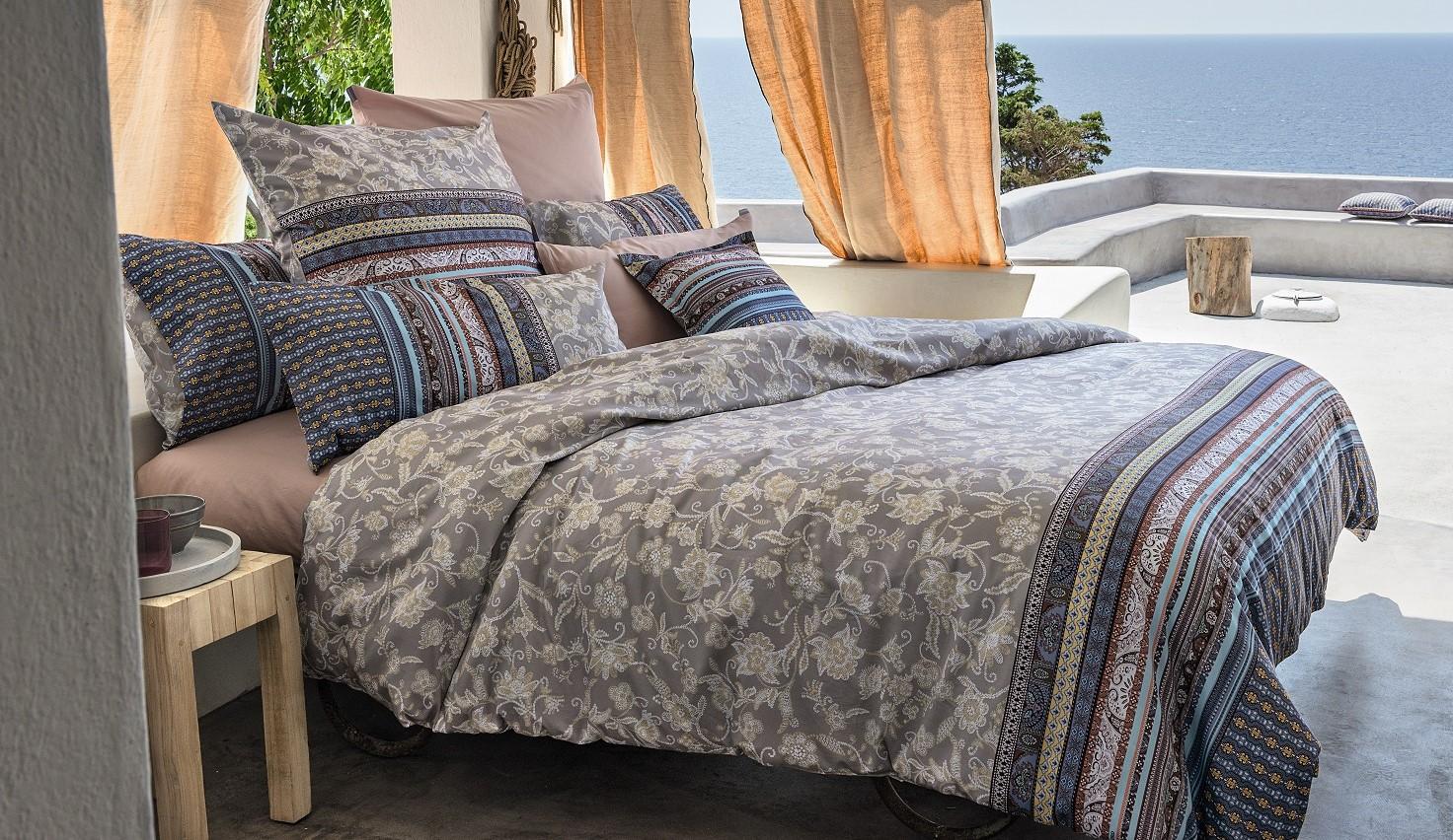 italienische bettw sche in zarten farben dorma vita. Black Bedroom Furniture Sets. Home Design Ideas