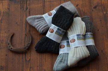 Abolengo de Alpaca Socken
